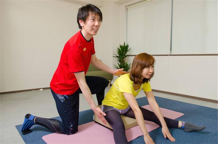 脚やせ專門プライベートスタジオ 裏ももダイエット 名古屋