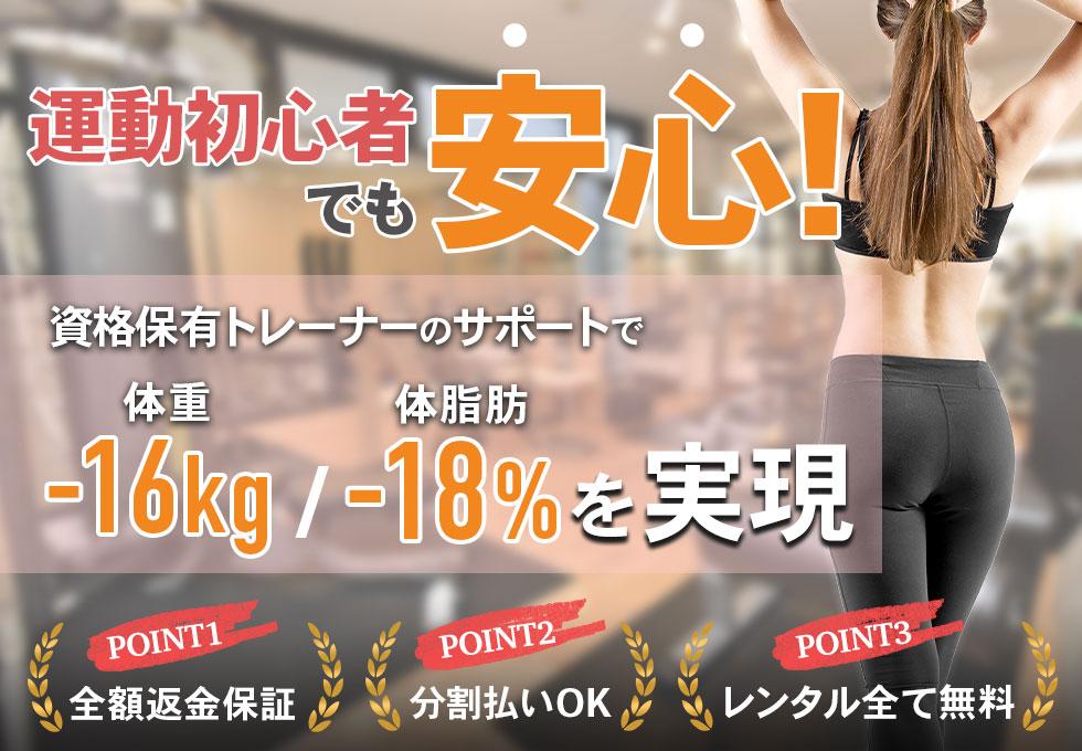 パーソナルトレーニングジムBiP 田町店のサムネイル画像