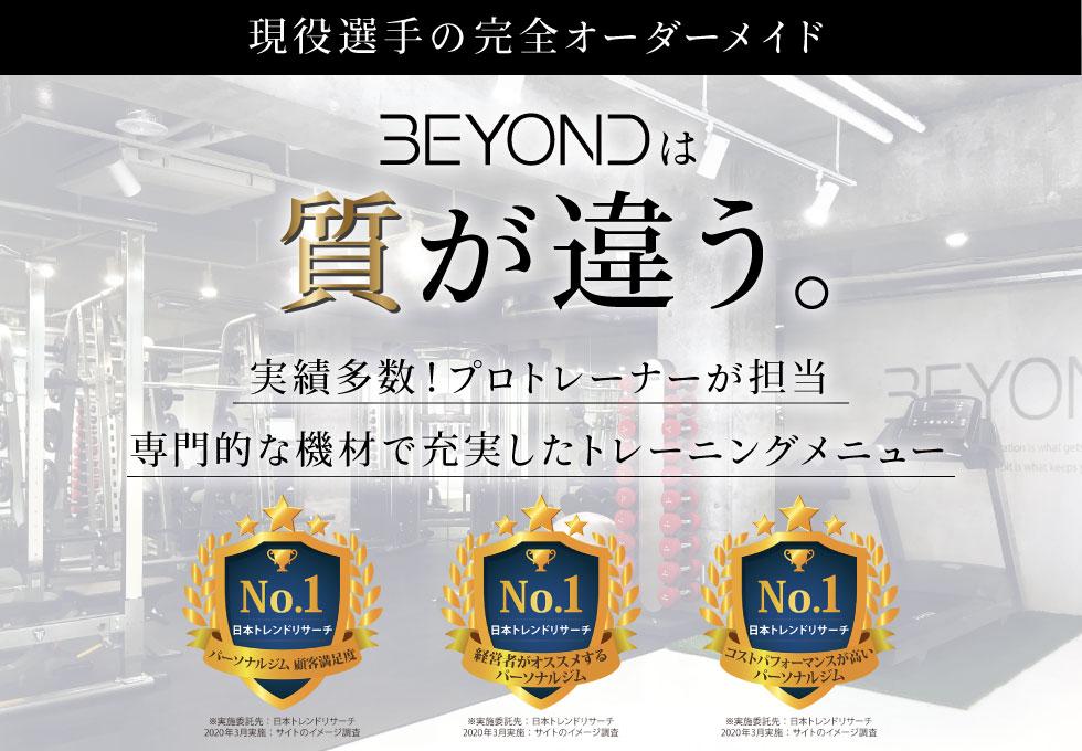 BEYOND(ビヨンド)大阪心斎橋店のサムネイル画像