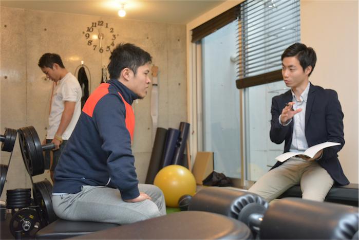 岡崎秀哉,ダイエット,ジム,Shibuya Fitness Sharez,渋谷