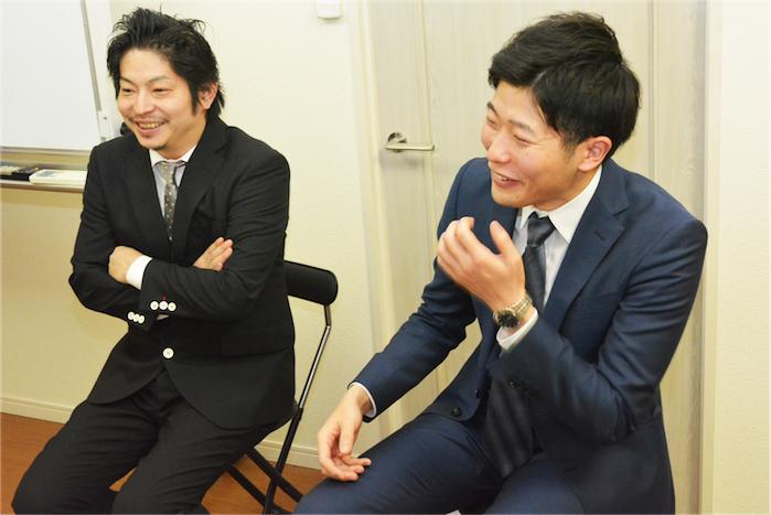 痩せすぎて病気に思われてしまっていたと笑う宮岡さん