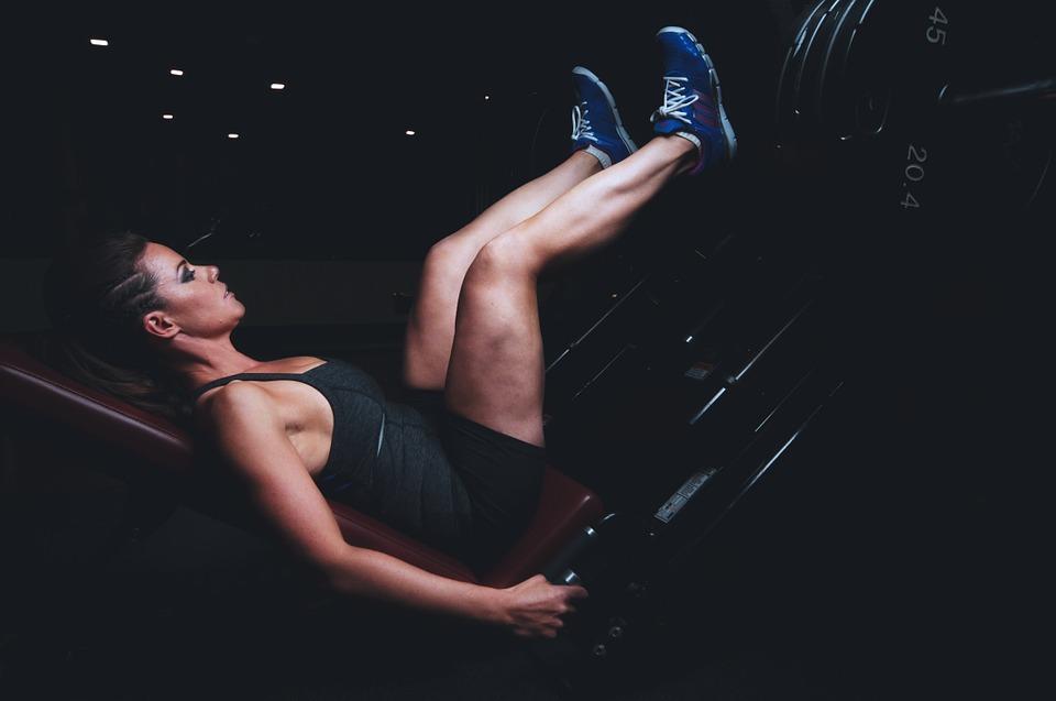 太もも痩せが出来ないのは、筋肉太りです。