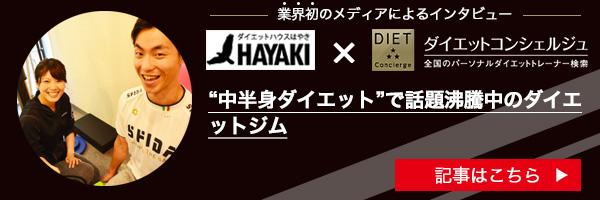 ダイエットハウスはやき名古屋南店