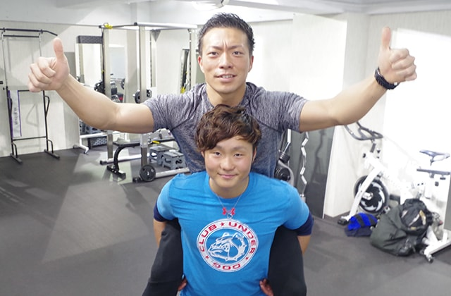 池袋 Personal Traning Gym Anfida(パーソナルトレーニングジムアンフィーダ)