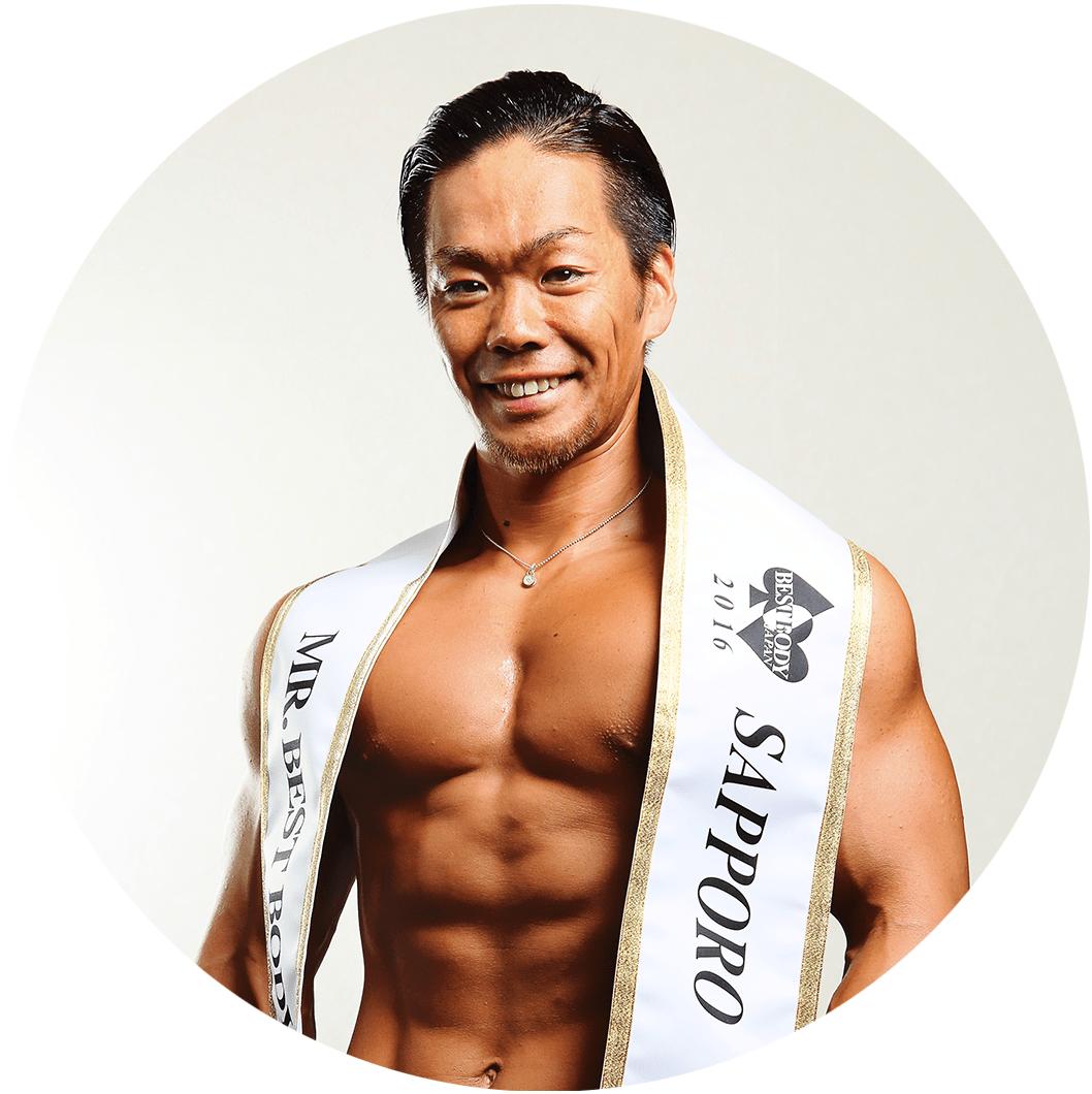 BestBody札幌大会No.1の直接指導 Impact gym(インパクトジム)