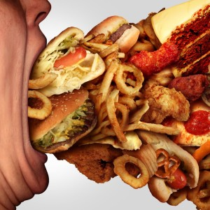 食欲爆発 込