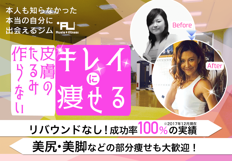 Rusie*fitness(ルーシーフィットネス)野洲店のサムネイル画像