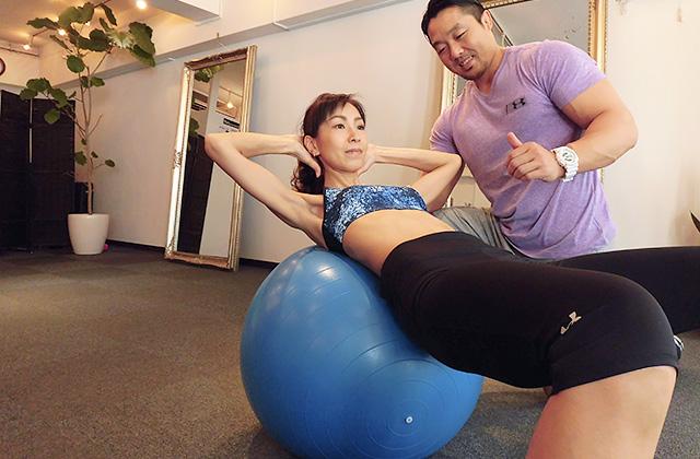 Yoshida gym09
