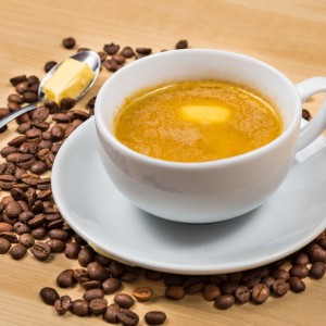 バターコーヒー 込