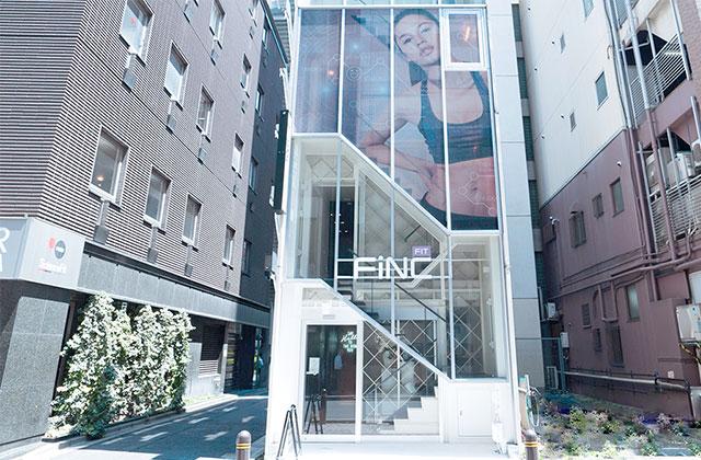 FiNC Fit(フィンクフィット)銀座店