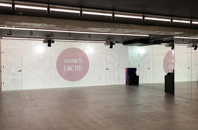 無料体験実施中!FiNC Fit(フィンクフィット)六本木店