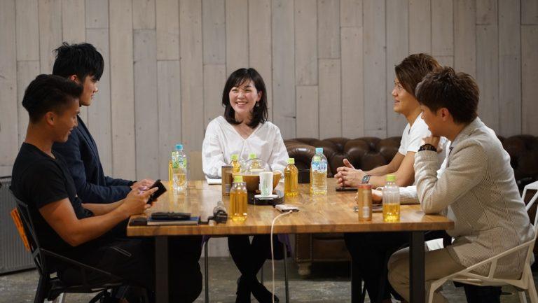 イケメン座談会2-1