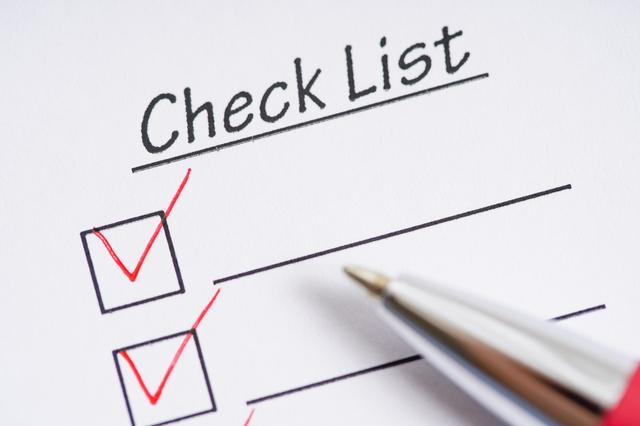 パーソナルトレーニングジム選びのチェックリスト