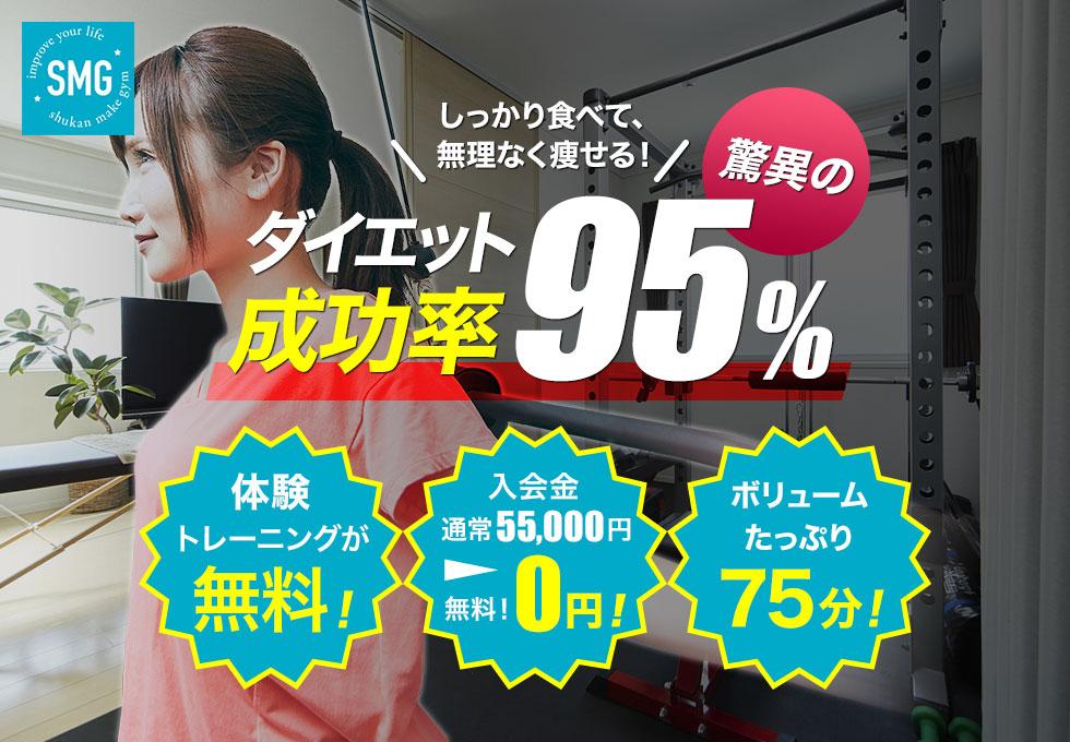 SMG(シューカン メイク ジム)目黒店のサムネイル画像